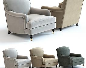 3D The Sofa and Chair Co - Howard Armchair