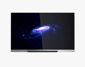 OLED65E8PUA 65-Inch 4K Ultra HD Smart OLED TV 3D model