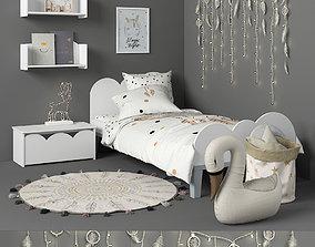 Nursery Furniture 5 3D model