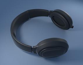 Headphones 3D model VR / AR ready