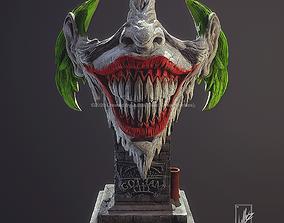 Joker Face V01 3D printable model