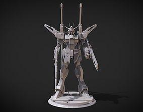 3D print model Sword Impulse Gundam