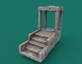 Portal PBR 3D asset