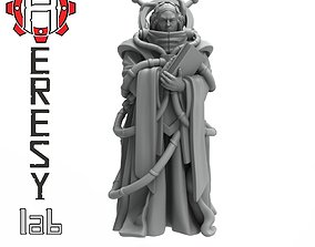 Heresylab - Inquisitor Servant 2 adeptus 3D print model