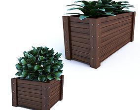 3D model Outdoor Flower Pot