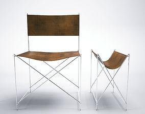 Director Chair 3D model