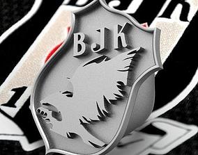 3D print model Besiktas Fan Ring