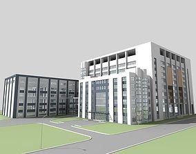 3D Building 02