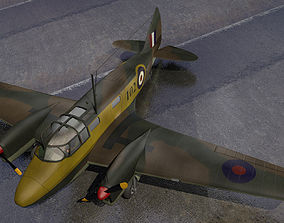 3D Airspeed AS10 Oxford Mk-1