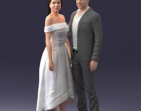 Style couple 0219 3D Print Ready