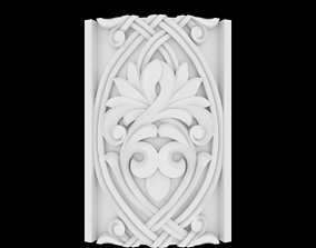 3D printable model print Decorative panel