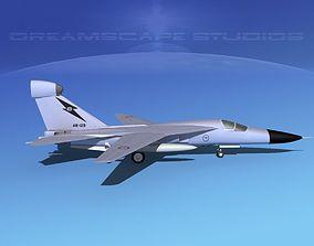 General Dynamics EF-111 Raven V04 RAAF 3D