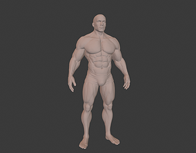 3D print model PowerMan