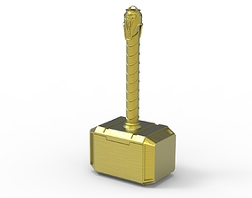 Thors hammer for 3D printing