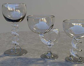 3D designed glasses
