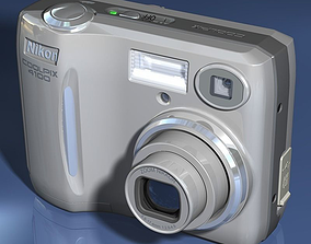 3D photo Digital Camera