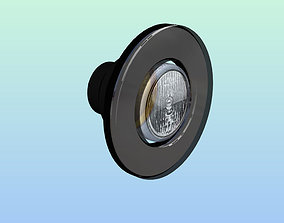 3D model Hellf the turn signal and reflector