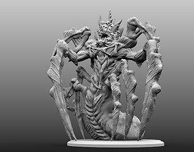Warlock Demon Lord Patron 3D print model