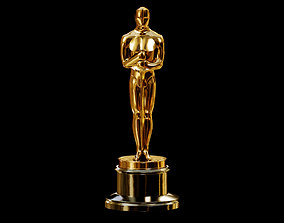 3D printable model Oscar Award Statue print