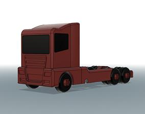 Printable and Playable Truck v1