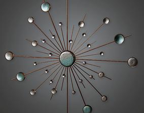 Modern Wall Art 02 - AV2 3D asset
