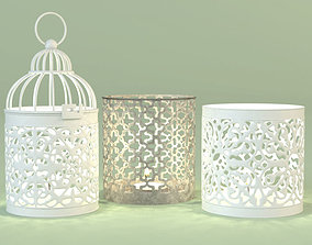 3D model Tealight Holders by ZARA HOME 2