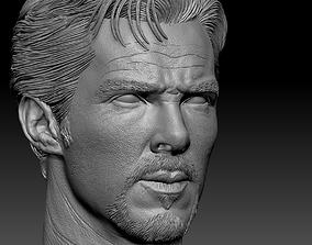 3D print model Doctor Stephen Strange Benedict Cumberbatch