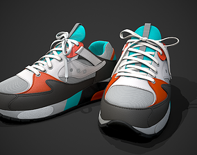 fashion 3D PBR Sneakers