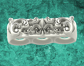 Versaille Knuckleduster 3D print model