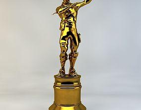3D Fortnite Award