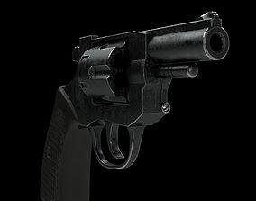 pistols Revolver 3D