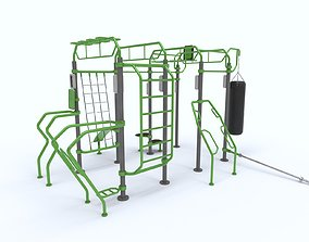 Impulse O-Zone Functional Training System 3D
