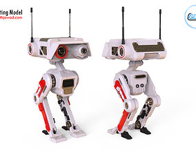 JFO BD-1 Star Wars - Pro version 3D print model