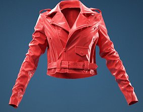 3D Electro Jacket PVC Closed