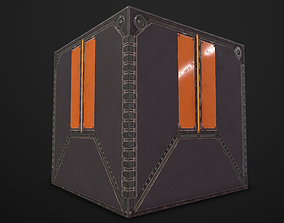 3D Futuristic PBR Textures P9