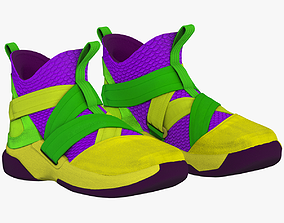 3D model Nike LeBron Soldier XII SFG Fusion