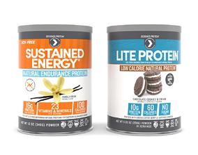 3D model supplement Protein Powder