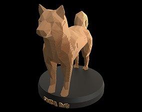 Parametric Pegasus 3D model