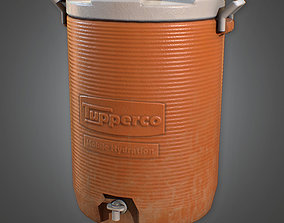 Water Cooler - PBR Game Ready 3D model