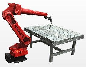 3D Welding robotic