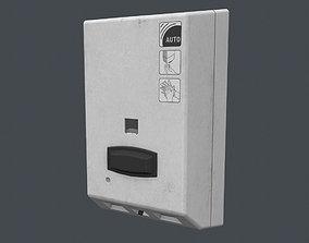 Soap Dispenser 3D model VR / AR ready