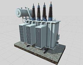 3D model Autotransformer