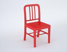3D model Hard Chair