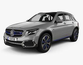 Mercedes-Benz GLC-class F-Cell 2019 3D