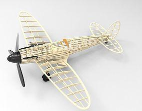 3D Model Spitfire