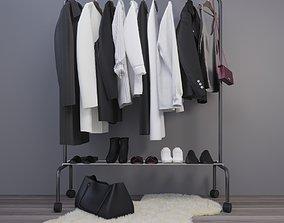 set of clothes 3D