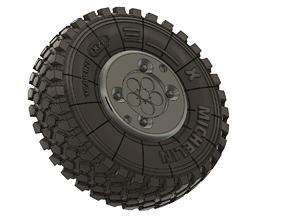 16 00R20 Michelin XZL E-2 3D print model