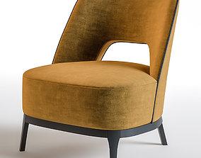 seat Armchair PMP Copa 3D