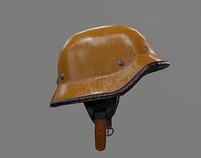 Biker Helmet 3D model