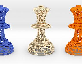 3D print model Queen printed